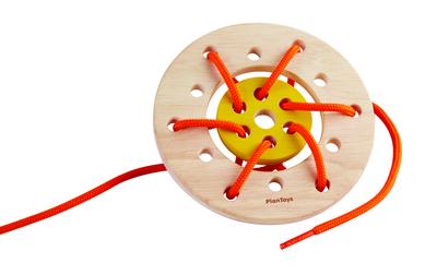 Plan Toys Schnür-Ring