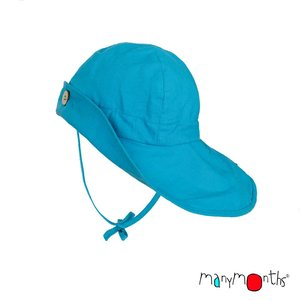 ManyMonths Summer Hat Light (Mütze) -aquaris