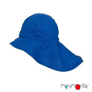 ManyMonths Summer Hat Light (Mütze) -Atlantic blue