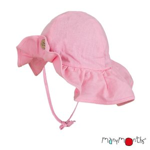 ManyMonths Glamour Hat Strawberry Milk