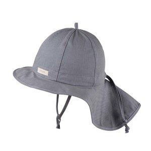 PurePure Mütze mit Nackenschutz elepgant UV 50+
